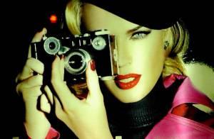 PHOTOS : Quand Rebecca Romijn se la joue Dita Von Teese...
