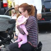 Alyson Hannigan et ses filles redeviennent normales après un coup de folie
