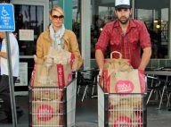 Katherine Heigl et Josh Kelley : Moment en tête à tête pour remplir les caddies