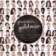Pochette de la compilation Génération Goldman dans les bacs le 19 novembre 2012.