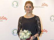 Princesse Victoria : Très chic au gala de la Journée mondiale du diabète