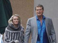 David Hasselhoff : Amoureux et complice avec sa jeune compagne