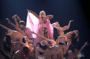 American Music Awards : Christina Aguilera, KeSha et Pink font le show