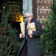Woody Allen tourne  Fading Gigolo , le 17 novembre 2012.