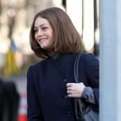 Vanessa Paradis, heureuse et épanouie à New York en plein tournage