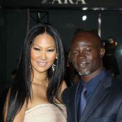 Djimon Hounsou et Kimora Lee Simmons annoncent leur rupture