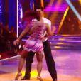 Amel Bent et Christophe dans Danse avec les stars 3 le samedi 24 novembre 2012 sur TF1