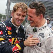 Sebastian Vettel champion : L'exploit, la joie, les adieux de Michael Schumacher