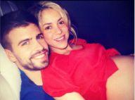 Shakira : Enceinte de 8 mois, lovée contre Piqué, elle exhibe son ventre rond