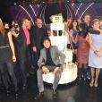 La 18ème édition des Trophées de la Nuit au Lido à Paris le 26 Novembre 2012.