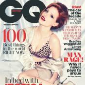 Jessica Chastain : En lingerie léopard ou simplement nue, elle se confesse