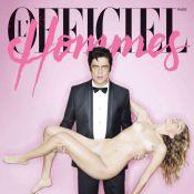 Benicio Del Toro : Pourquoi porte-t-il une femme nue dans ses bras ?