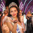 Auline Grac, Miss Provence, a été élue Miss Prestige National 2013 au Lido à Paris, le 10 décembre 2012