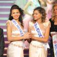 Auline Grac, Miss Provence, a été sacrée Miss Prestige National 2013 au Lido à Paris, le 10 décembre 2012