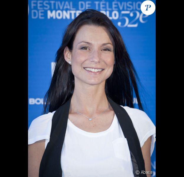 Jennifer Lauret en juin 2012 à Monaco.