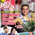 Magazine  Ici Paris  numéro 3519 à paraître le 12 décembre 2012.