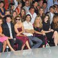 Que du beau monde au défilé Dior