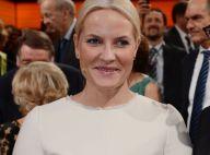Mette-Marit de Norvège très émue : Une princesse au coeur d'or