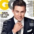 Channing Tatum nommé Acteur de l'Année du magazine GQ, pose en couv' du mensuel masculin de décembre 2012.