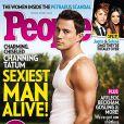 Channing Tatum, Homme le plus Sexy selon le magazine People, s'apprête à être papa.