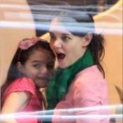 Katie Holmes : Heureuse et comblée par sa fille Suri, elle fête ses 34 ans