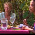 Épreuve de confort - dégustation de vers remportée par Vanessa et Marylou dans Koh Lanta Malaisie, vendredi 21 décembre 2012 sur TF1