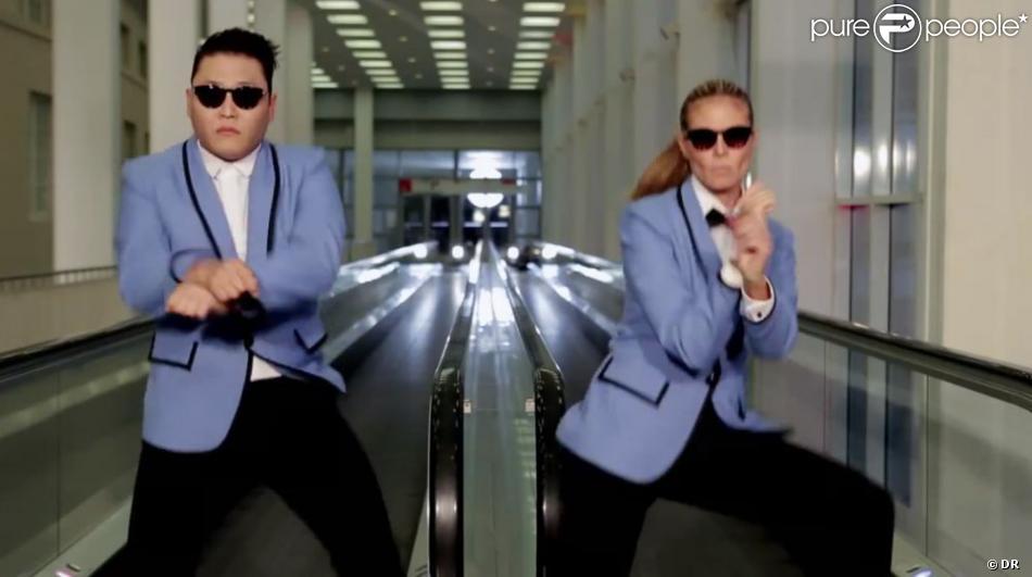 Psy gangnam style awards mtv