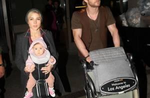 Elsa Pataky et Chris Hemsworth, parents aux anges avec leur bébé craquant, India