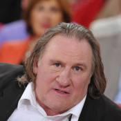 Gérard Depardieu, la censure de la taxe à 75% : ''Cela m'est complètement égal''