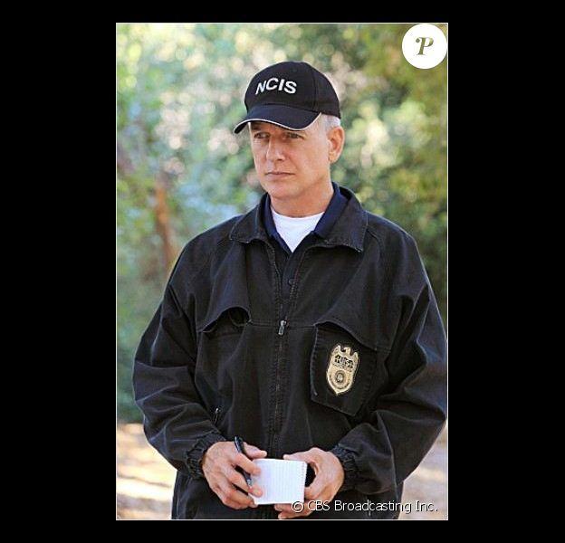 Mark Harmon alias Gibbs dans NCIS