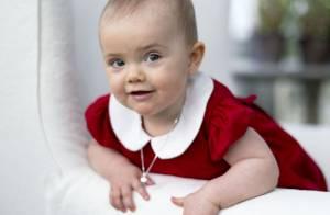 Famille royale de Suède : La princesse Estelle à contribution pour les voeux !