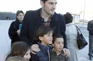 Iker Casillas : Hommage et sourire retrouvé sans sa belle Sara Carbonero