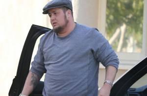 Chaz Bono : Le fils obèse de Cher maigrit à vue d'oeil !