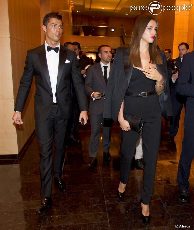 Cristiano Ronaldo And Irina Shayk 2013 Cristiano Ronaldo et Irina