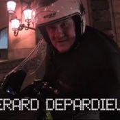 Gérard Depardieu : En scooter, il accoste une actrice pornographique !