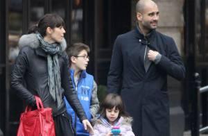 Josep Guardiola : En famille à New York et loin des rumeurs sur son futur