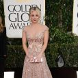 Kaley Cuoco aux 70e Golden Globe Awards au Beverly Hilton Hôtel à Los Angeles, le 13 janvier 2013