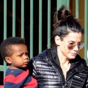 Sandra Bullock avec son adorable Louis : Maman stylée sur tous les fronts !