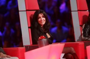 The Voice 2 : Jenifer amusée par les blagues graveleuses des trois coachs