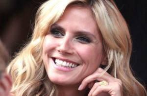 PHOTOS : Heidi Klum croque la vie à pleines dents !