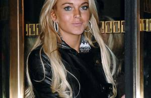 Lindsay Lohan: New York, New York...