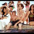 Inna, image du clip  More Than Friends , extrait de l'album  Party Never Ends  à paraître le 1er mars 2012