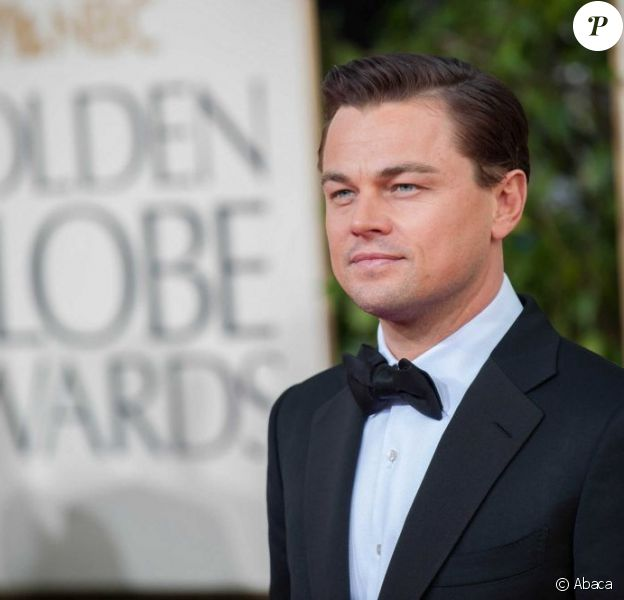 Actor Leonardo DiCaprio attends the 70th Annual Golden Globe Awards at the Beverly Hilton in Beverly Hills, CA on Sunday, January 13, 2013.13/01/2013 -