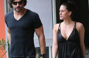 Joe Manganiello : Le beau gosse de True Blood amoureux d'une brune incendiaire