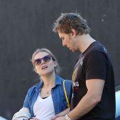 Kristen Bell, très enceinte : son fiancé Dax Shepard veille sur elle