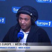 Doc Gyneco, sur Europe 1 : Émouvant, il évoque son ''coma'' face à Nikos Aliagas