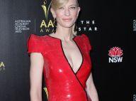 Cate Blanchett : Plus sexy que jamais face à la gracieuse Nicole Kidman