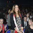 Pauline Ducruet donnait le samedi 2 février 2013 le coup d'envoi du Festival New Generation des arts du cirque en tant que présidente du jury, accompagnée de sa mère Stéphanie de Monaco et de sa jeune soeur Camille Gottlieb au chapiteau de Fontvieille à Monaco