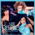 Pochette du single  Comme un signe  du groupe Les Déesses. Janvier 2013.