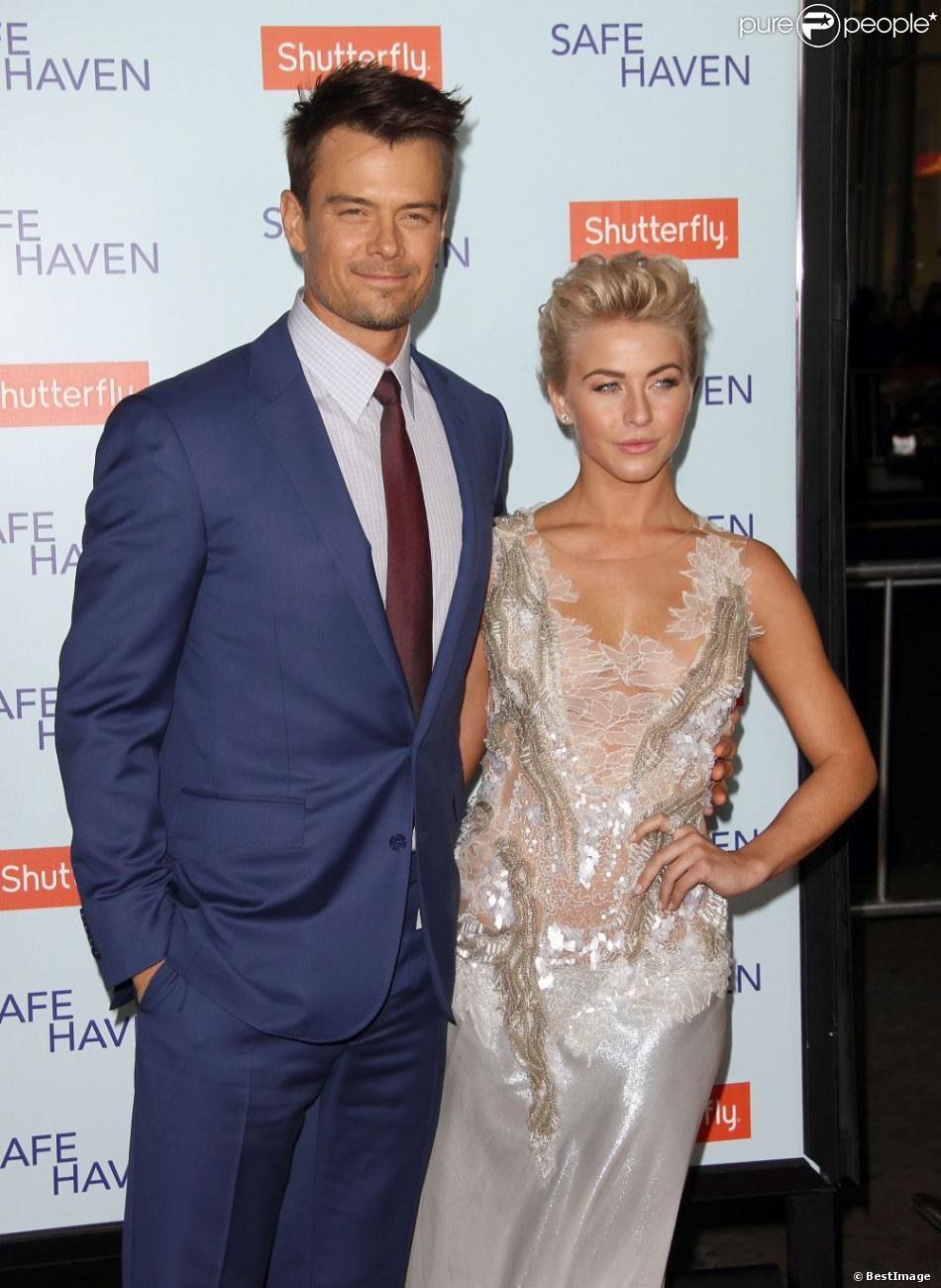 Josh Duhamel couple